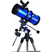 Meade Polaris 127mm f/7.9 Equatorial Reflector Telescope - Blue