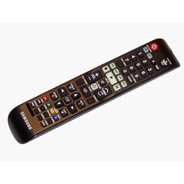 OEM Samsung Projector Remote Control Originally Shipped With HTF6550W, HT-F6550W