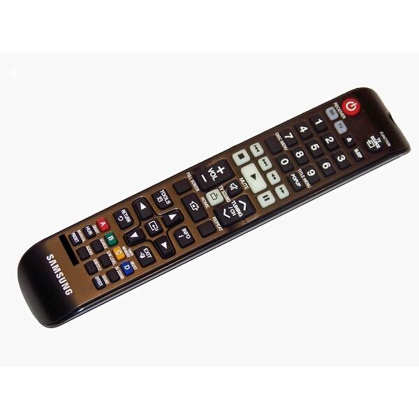 OEM Samsung Remote Control: HTF5500W, HT-F5500W, HTF6500W, HT-F6500W, HTFM53, HT-FM53