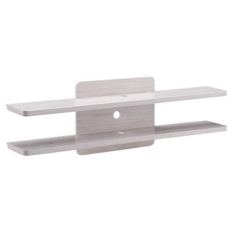 Carson Carrington Rydstorp 60-inch 2-shelf Wall-mounted TV Console Shelves