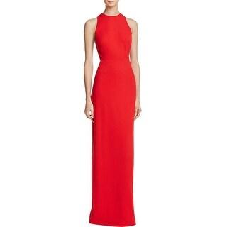 JS Collections Womens Formal Dress Open Back Sleeveless