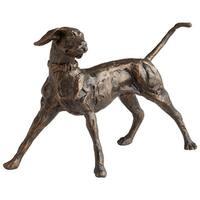 Cyan Design Fetch Sculpture Fetch 6.75 Inch High Iron Figurine