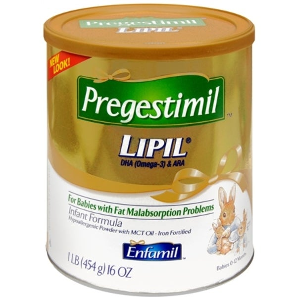 Pregestimil Lipil Powder 16 oz