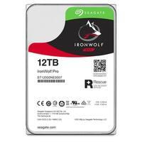 Seagate 12TB IronWolf Pro 7200RPM SATA 6Gbps 256MB Cache 3.5-Inch NAS Hard Disk Drive-ST12000NE0007 Seagate 12TB IronWolf Pro