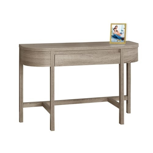 Monarch Specialties I 2557 47 Inch Wide Wood Hall Console Table   Free  Shipping Today   Overstock.com   25613154