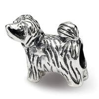 Sterling Silver Reflections Puppy Bead (4mm Diameter Hole)