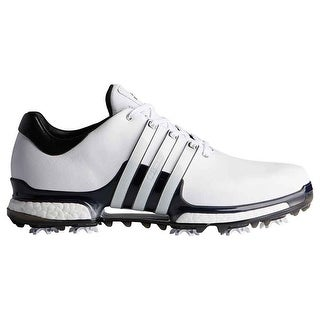 Link to New Men's Adidas Tour 360 Boost 2.0 Golf Shoes White/Black/Black Q44985-Q44939 Similar Items in Golf Shoes