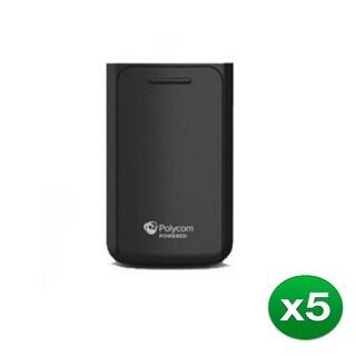 Polycom 2200-17828-001 VVX D60 Wireless Handset Battery - 5 Pack