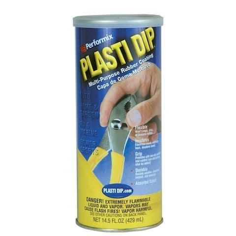 Performix 11607-6 Plasti Dip Multi-Purpose Air Dry Rubber Coating, White,14.5 Oz