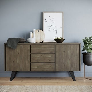 Shop For Bruges 60 Inch Acacia Wood Sideboard Get Free Delivery On Everything At Overstock Your Online Furniture Shop Get 5 In Rewards With Club O 27082400