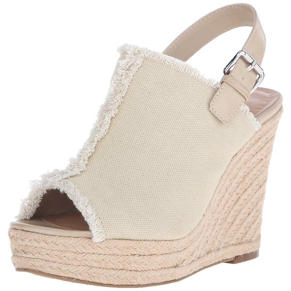 Indigo Rd. Womens Harris Open Toe Casual Espadrille Sandals