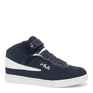 Fila Mens VULC 13, Navy/White/Red, 10
