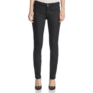 Link to DL1961 Womens Emma Colored Skinny Jeans Denim Coated - Kessler Similar Items in Suits & Suit Separates