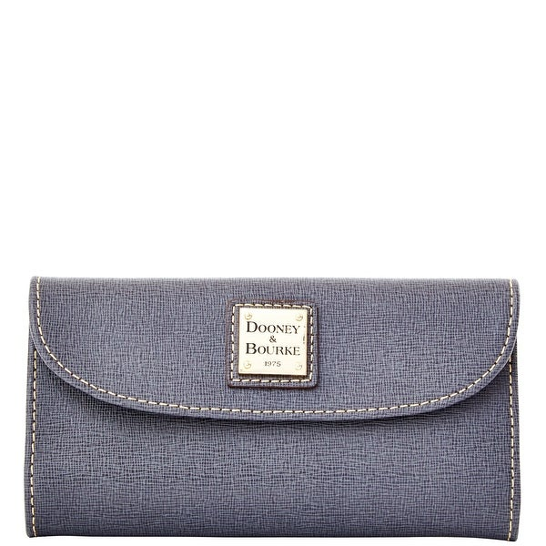 Dooney & Bourke Saffiano Continental Clutch Wallet (Introduced by Dooney & Bourke at $128 in Aug 2014)
