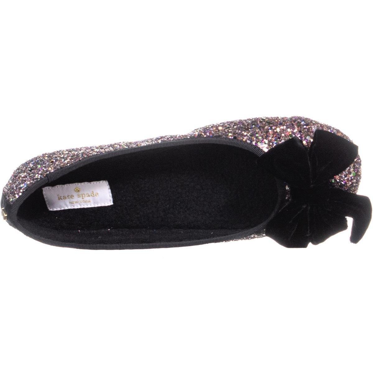 c7fe307474a4 Shop Kate Spade New York Sussex Glitter Ballet Flats