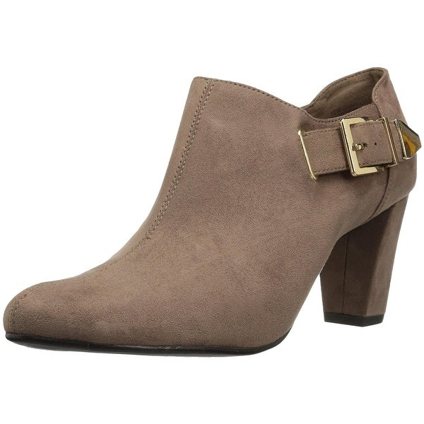 Aerosoles Womens Effortless Closed Toe Ankle Fashion Boots