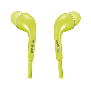 Samsung HS330 Wired Headset for Samsung Galaxy S4 - Green