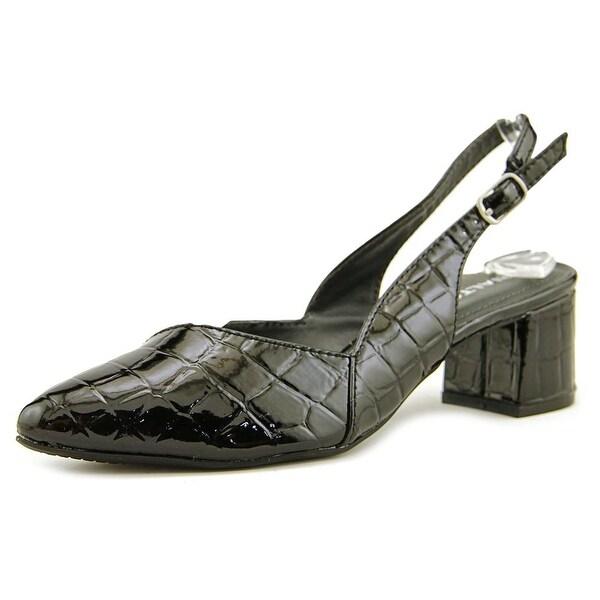Rialto Mimi Women Black/Croco Pumps