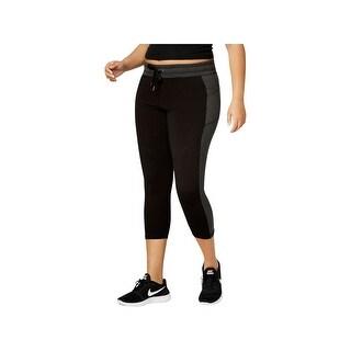 Calvin Klein Performance Womens Plus Capri Pants Running Yoga