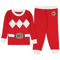 Intimo Big Boys' Mighty Morphin Power Rangers Pajamas