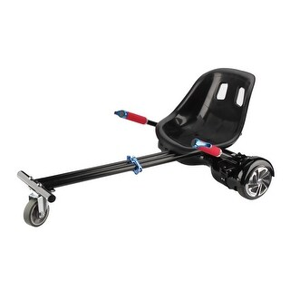 KooWheel HoverKart Hoverboard Attachment Accessory, Black