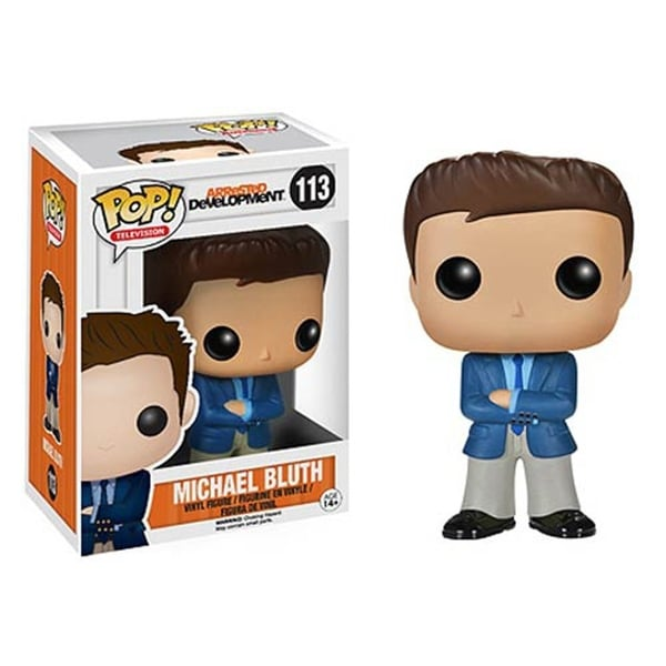 "Arrested Development Funko Pop Television Vinyl 4"" Figure Michael Bluth"