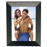 Black Wood 5x7 Picture Frame