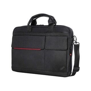 "Lenovo 4X40e77325 Professional Slim Topload Case For 15.6"" Notebook"