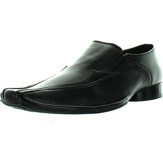Miko Lotti 679 Men's Dress Bicycle-Toe Ranch Slip-On Loafers