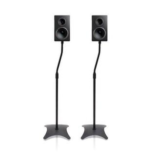 Universal Heavy Duty Speaker Bracket Stands with Adjustable Height