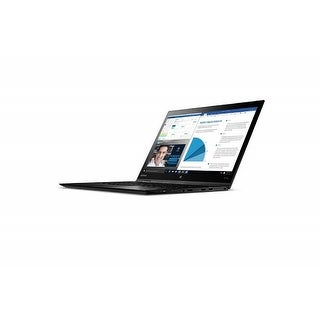 "Lenovo ThinkPad X1 Yoga 1st 14.0"" Refurb Laptop - Intel i7 2.6 GHz 16GB 512GB SSD Win 10 Home - Webcam, Touchscreen, Bluetooth"