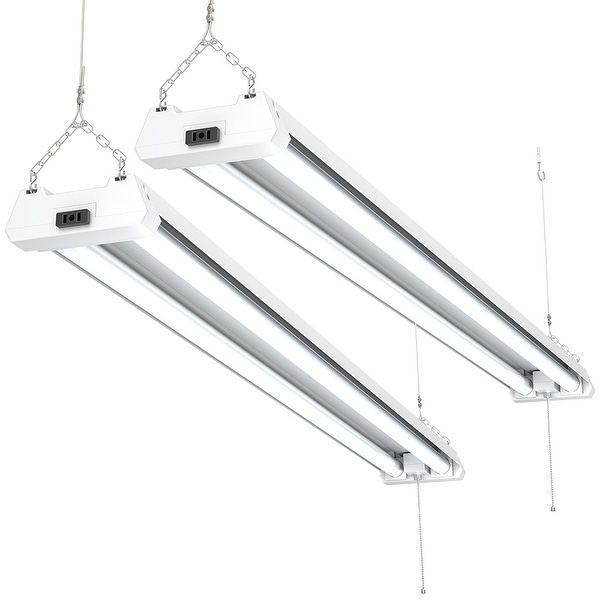 Shop Sunco Lighting 4FT LED Shop Light 40W 5000K Daylight
