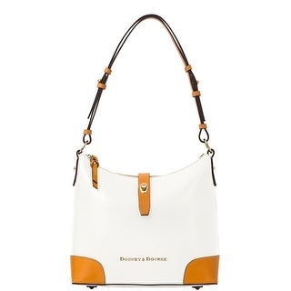 Dooney & Bourke Claremont Hobo (Introduced by Dooney & Bourke at $248 in Apr 2016) - White