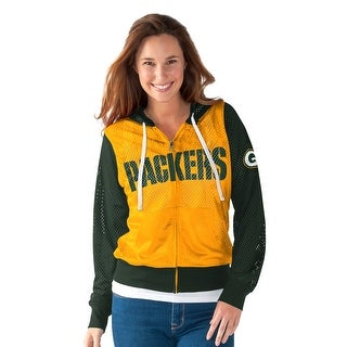 Green Bay Packers Walk Off Women's Hoodie
