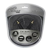 Audiopipe CPP20 20 ft. Audiopipe 24kt Gold Plated Interconnect Cable