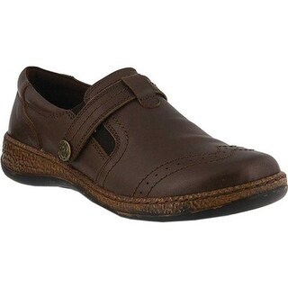 Spring Step Women's Smolqua Loafer Brown Leather
