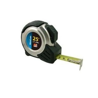 "Mintcraft 41-7.5X25-A Sae/Metric Tape Measure, 1""x25'"