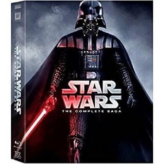 Star Wars: The Complete Saga [Blu-ray] [BLU-RAY]