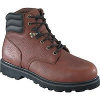 Knapp Men's K5020 Brown Tumbled Full Grain Leather