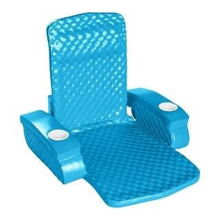 TRC Recreation Super -Soft Baja Folding Chair - Marina Blue - 6370128