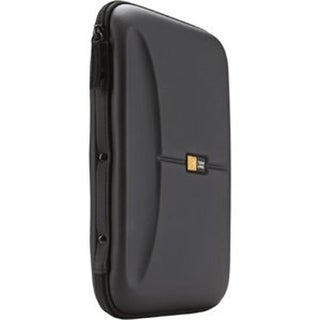 Case Logic G43578 CD Wallet Holds Upto 48 Cds - Black