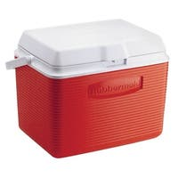 Rubbermaid 2A1304MODRD Red Victory Cooler, 24 Quart