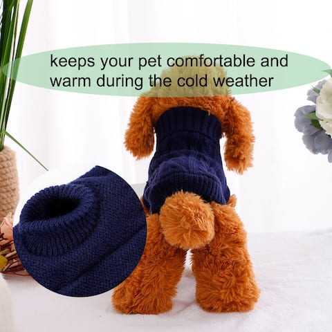 Dogs Shirt Winter Pet Cat Clothes Puppy Wind Resistant Jacket Custome Clothing