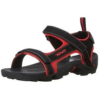 Teva Boys Tanza Little Kid Contrast Trim Sport Sandals
