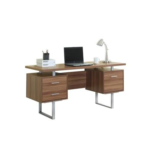 Monarch Specialties I 7083 60 Inch Wide Particle Board Computer Desk
