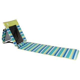 Coleman 4003912 Beach Ground Mat, Citrus Stripe