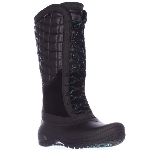 fa657a8bc Shop The North Face Thermoball Utility Quilted Winter Boots, TNF ...
