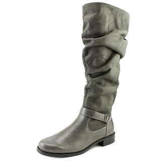 A2 By Aerosoles Ride With Me Round Toe Synthetic Knee High Boot