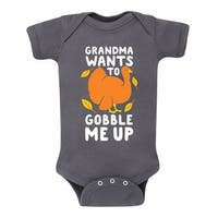 Gobble Me Up - Thanksgiving Infant One Piece