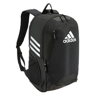 "Adidas Stadium II Backpack Fits Soccer Ball Sport Bag 4 Gym Color Options 5144 - 12""l x 9.5""w x 20""h"